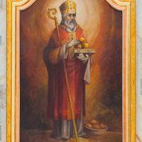 Kopia obraz sw Mikołaj